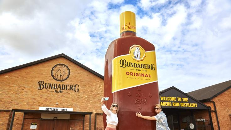 Not To Be Missed | Bundaberg Distillery