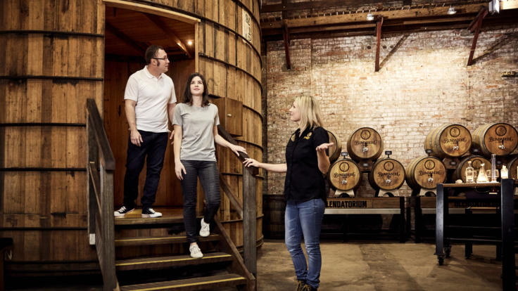 Bundaberg Rum Barrelhouse