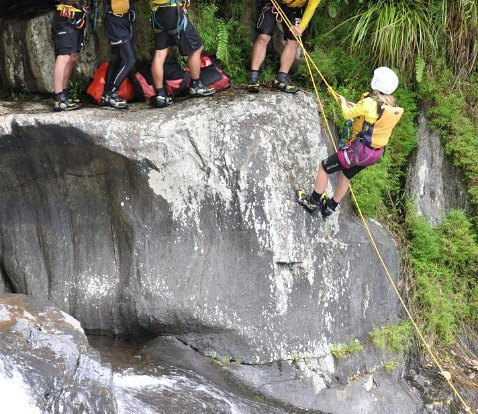 Cairns canyoning tours