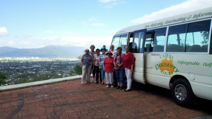 Cairns Half Day Scenic Tour with stunning lookouts