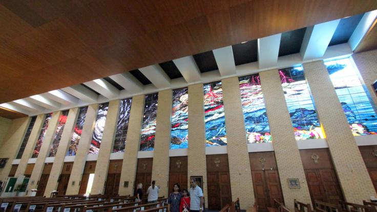 Cairns Sightseeing Tour | St Monicas Cathedral