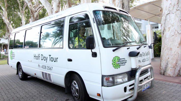 See the best of Cairns tour | Comfortable fully air conditioned vehicles