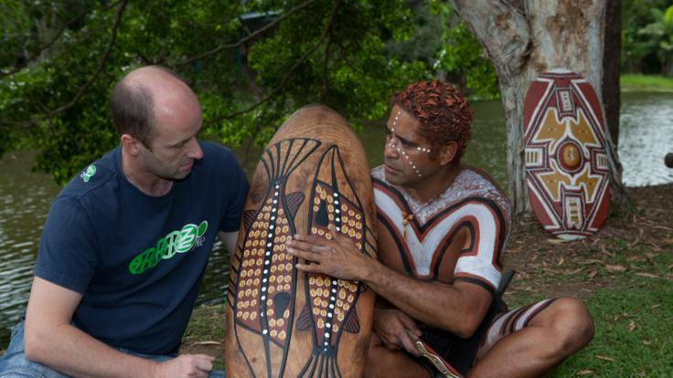 Traditional Aboriginal arts in Cairns