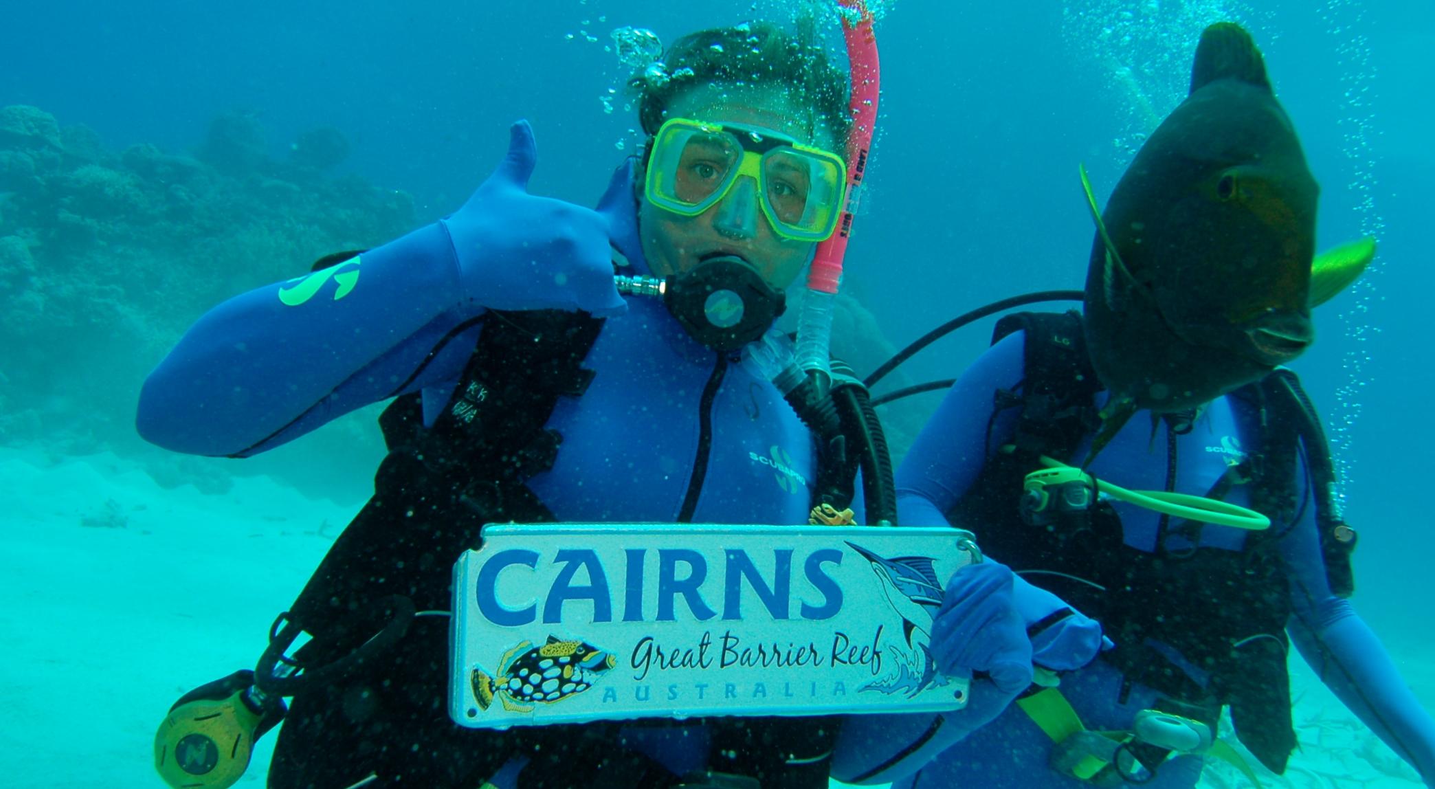 Cairns Scuba Dive Courses Bigger Choices Best Deals Cairns