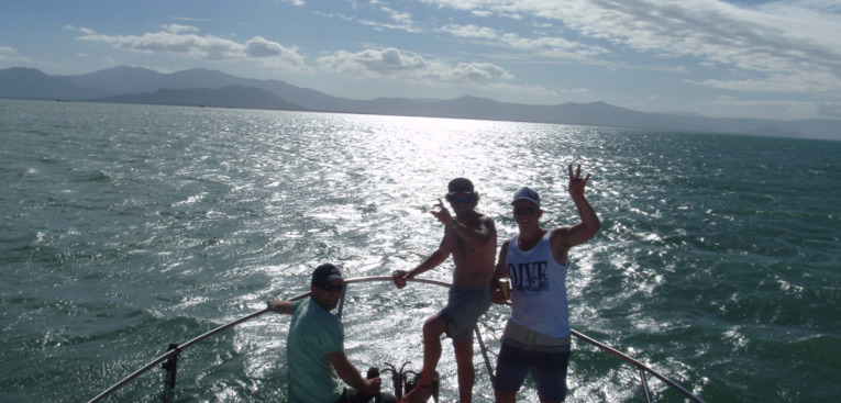 Cairns fishing at its best - Private Charter Boat