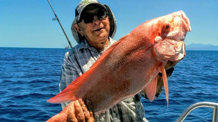 Fishing The Great Barrier Reef - Private charter