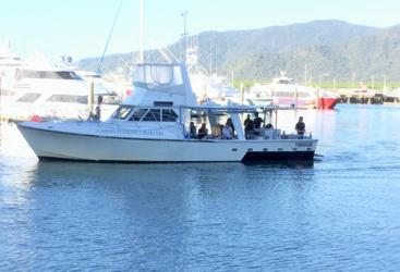 Full Day Sole Fishing Charter from Cairns