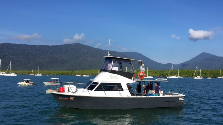 Private Reef Fishing Charter from Cairns