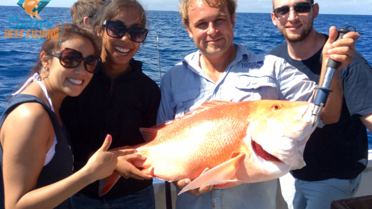 Great Barrier Reef Fishing Tour Australia
