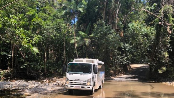 Bloomfield 4WD Track | Comfortable Air Conditioned Vehicle | Cairns to Cooktown Tour