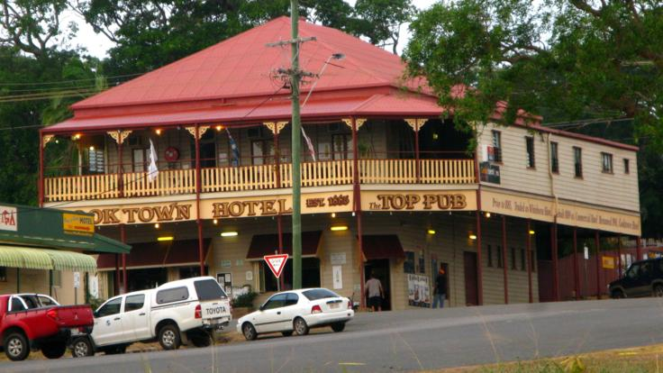 Lunch At The Top Pub Included In Your Full Day Cairns To Cooktown Trip
