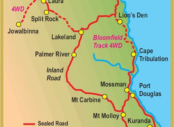 Cairns To Cooktown In A Day | Enjoy A Scenic Coastal Drive In The Morning And Come Back Via The Inland Road