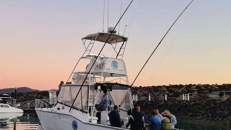 Airlie Beach Charter Boat