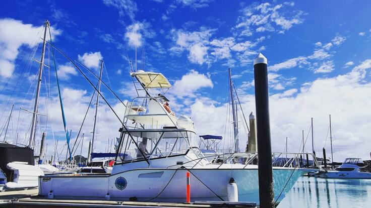 Airlie Beach Boat Charters - Whitsunday Fishing Charters