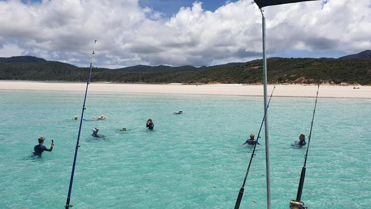Airlie Beach Boat Charter - Whitehaven Beach Tours