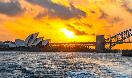 Visit Sydney for an overnight stop onboard your Australian Circumnavigation Cruise