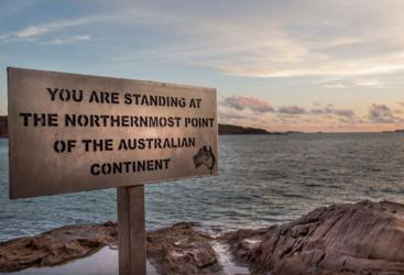 Welcome to the Northern most point of Australia Cape York!