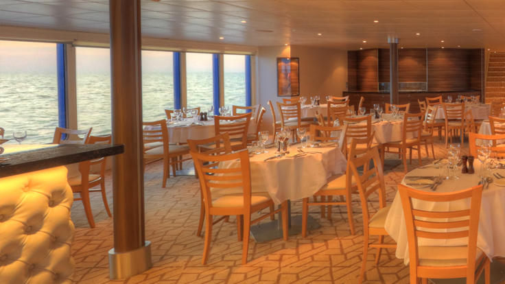 Barrier Reef Australia: Dining Room | Great Barrier Reef Cruise Ship