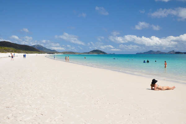 Whitehaven Beach 1 Day Tour Ex Airlie Beach