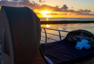 Sleep on the Great Barrier Reef | Comfortable Reefbeds