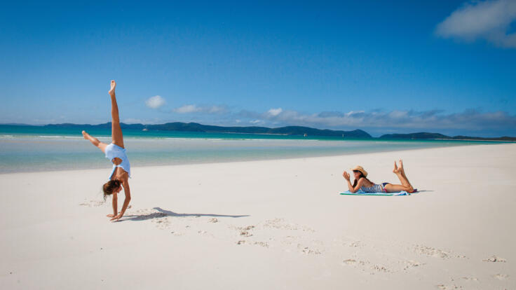 Whitehaven Beach Tours for Families & Seniors