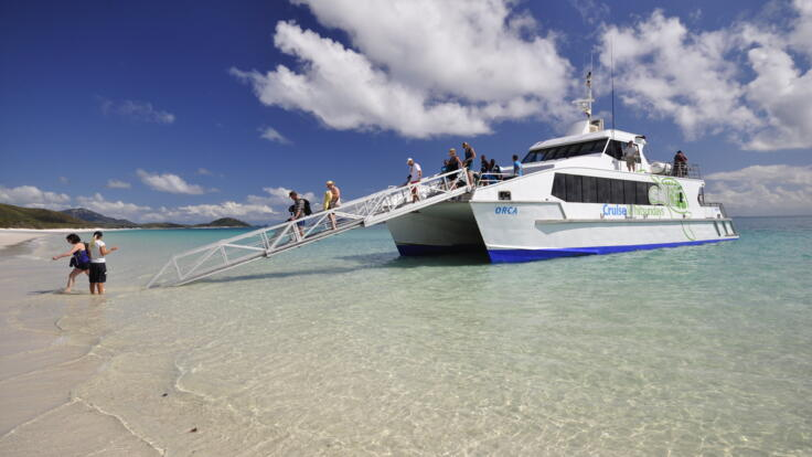 Whitehaven Beach Day Tours