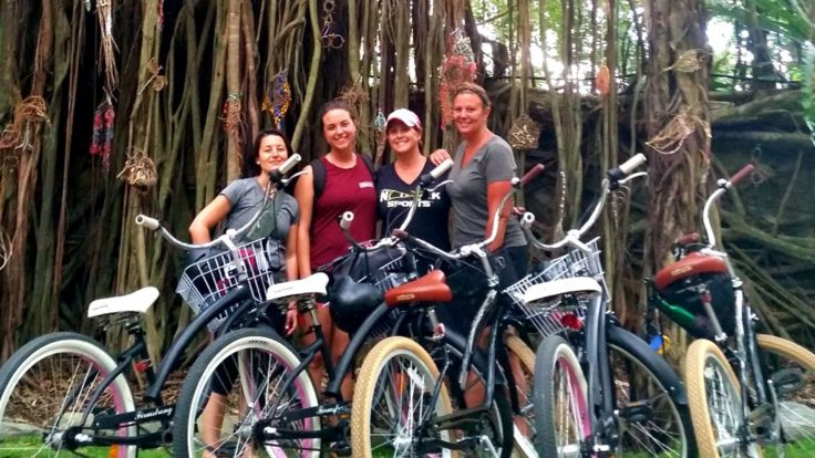 Scenic stops for a selfie on Cairns bike tours