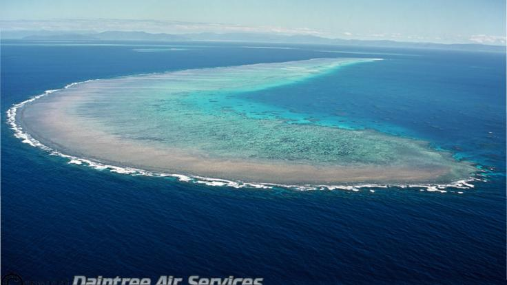 Cairns Great Barrier Reef Scenic flights