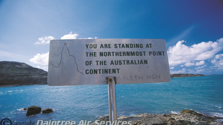 Cape York - the most northern point of Australia