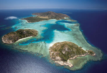 Lizard Island Scenic Flight - Aerial views to Lizard Island on Scenic Flight