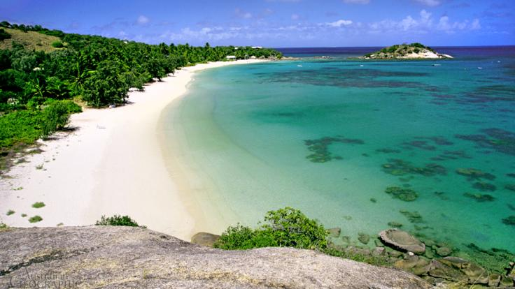 Enjoy exploring the tropical beaches of Lizard Island