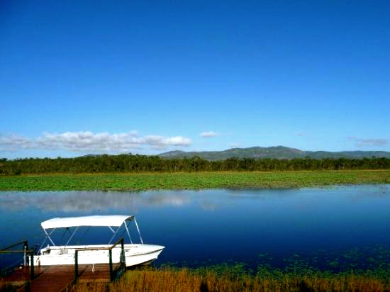 Mareeba Wetlands on the Atherton Tablelands