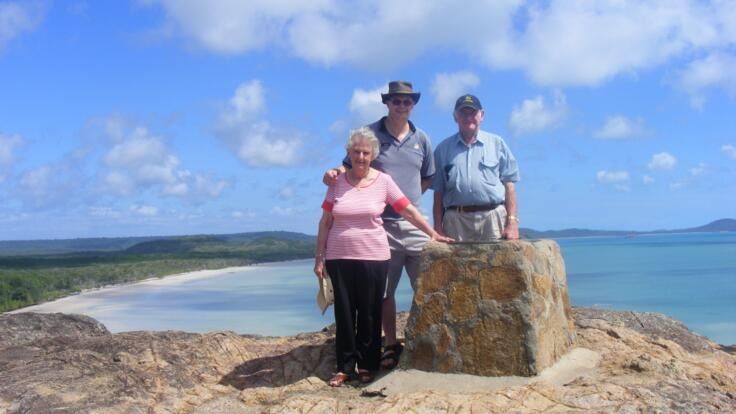 Take in the historic sights on our Cape York tour