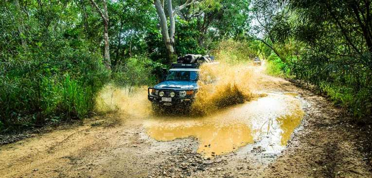 4WD adventures, Cooktown