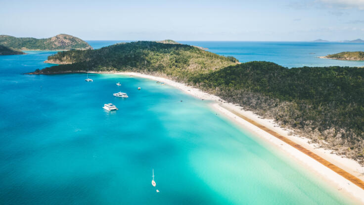Whitehaven Beach Tours from Hamilton Island - Southern Whitehaven Beach