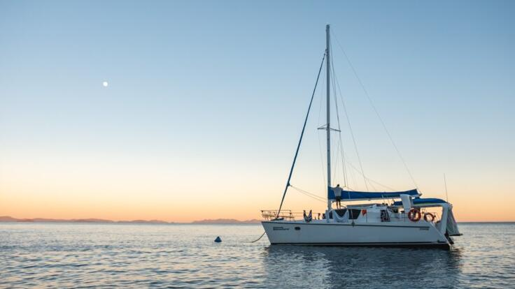 Whitsunday Charter Yachts - Private Charter Boat