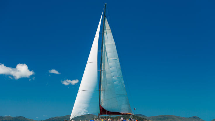 Our Liveaboard Sail Boat in the Whitsundays - 2 Day - 2 Night Tours - Great Barrier Reef