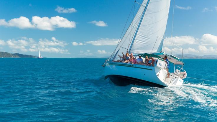 Adventure Sailing Whitsundays