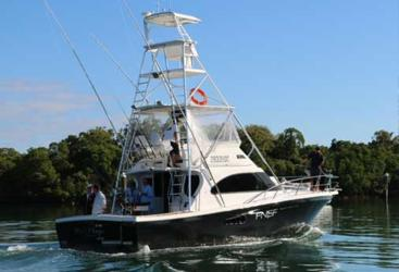 Depart Port Douglas for your Ultimate day fishing the Great Barrier Reef