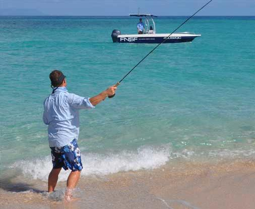 Private Reef Fishing Charter Boat Port Douglas - Sand Cay Fishing Great Barrier Reef - Australia