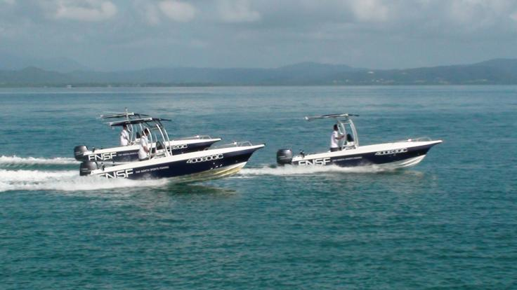 Private Reef Fishing Charter Boat Port Douglas