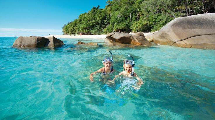 Fitzroy Island Tours - Family Tours on the Great Barrier Reef