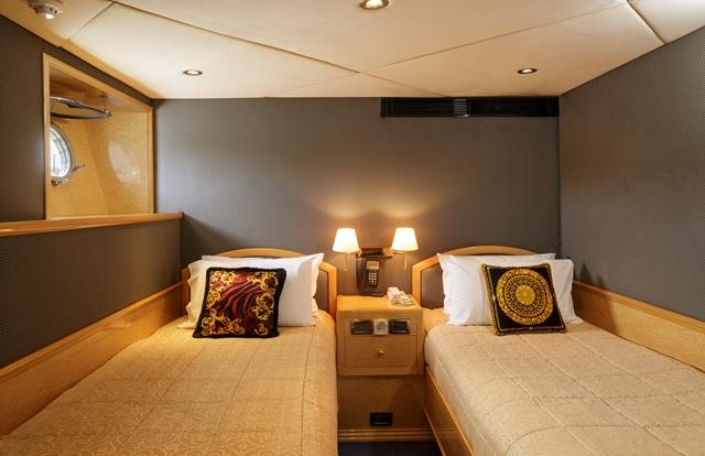 Most Indulgent Private Charter Superyacht in Port Douglas - Whitsundays