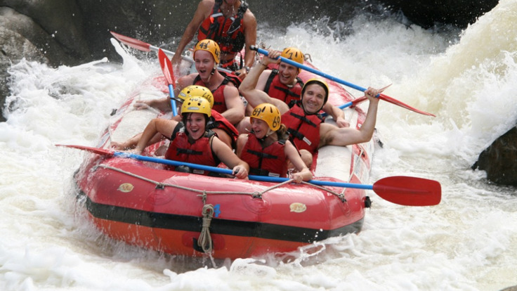 Half day adrenaline adventure on Barron River