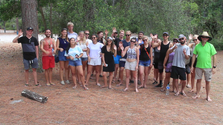 4WD group adventures, Fraser Island