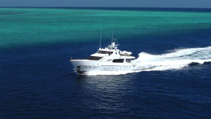 Great Barrier Reef Private Charter Boat. Day Charter, Overnight Charter, Weekly Charter