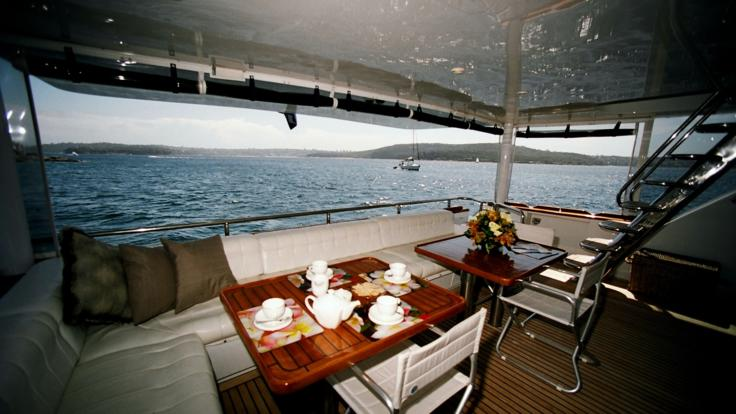 Port Douglas Luxury Great Barrier Reef Private Charter Yacht
