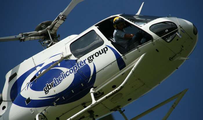 Helicopter scenic flights available from Cairns