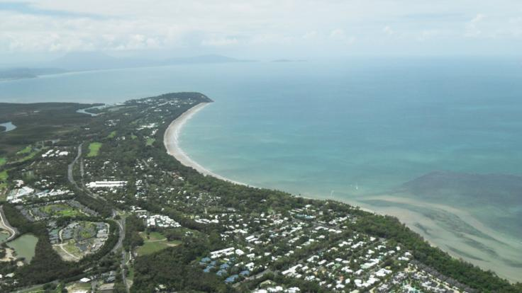 Helicopter Scenic Flight Aerial Views - Cairns - Port Douglas