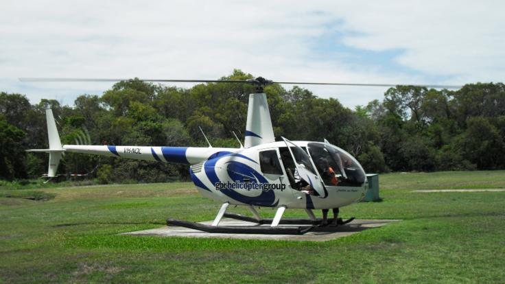 Port Douglas  & Cairns Scenic Helicopter flights